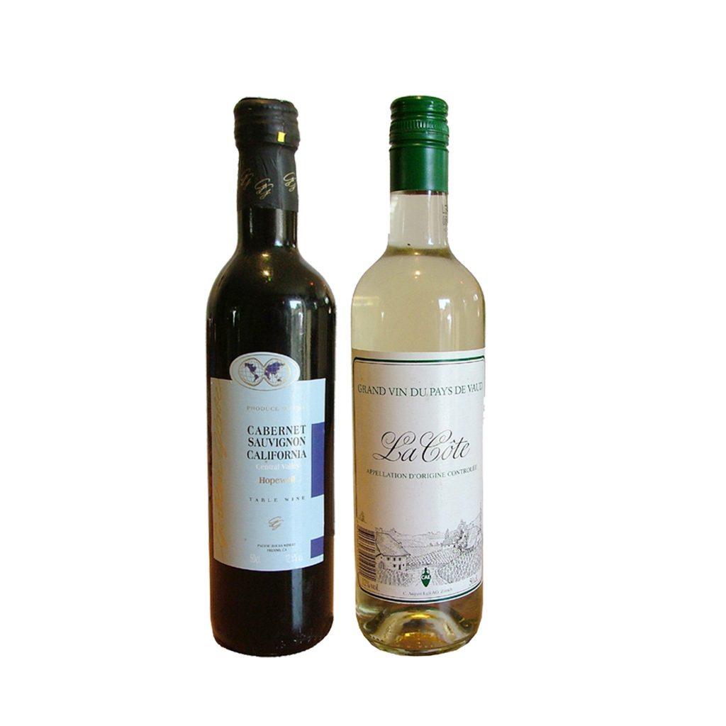 05l Rot- oder Weisswein