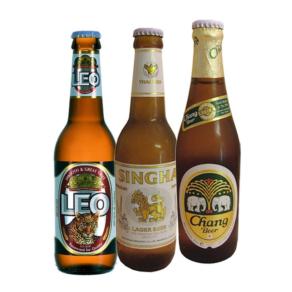 0.33 l Flasche Bier