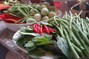 Sabaai Dee Kochkurs Gemüse