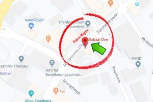 Sabaai Dee Maps